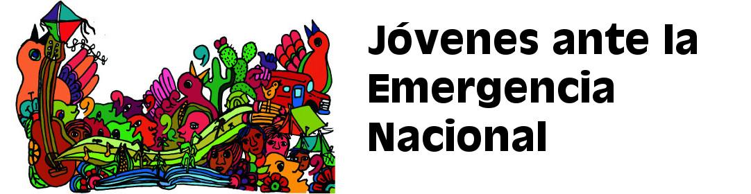 Jóvenes ante la Emergencia Nacional Logo